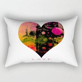 My Heart, My Love Rectangular Pillow