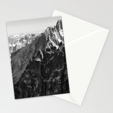 French Alps, Chamonix, France. (2) Stationery Cards