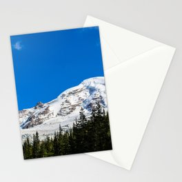 Heliotrope Ridge Trail, Mount Baker, WA Stationery Cards
