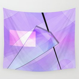 Abstract 2018 011 Wall Tapestry