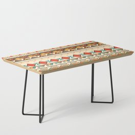 Aztec pattern 03 Coffee Table