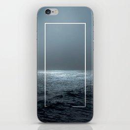 Twilight Geometry iPhone Skin