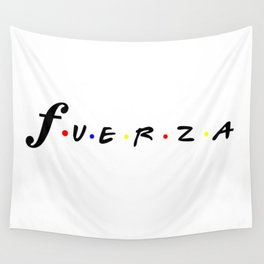 fuerza Wall Tapestry