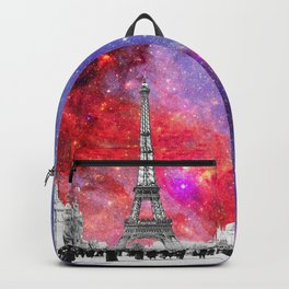 NEBULA VINTAGE PARIS Backpack