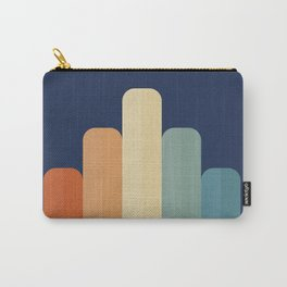Retro Chart Carry-All Pouch