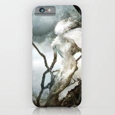 Dame Blanche pour Château Noir Slim Case iPhone 6s
