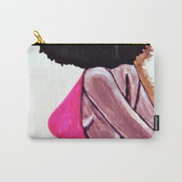 Afro chica... Carry-All Pouch