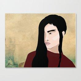 Portrait MVC NYC Canvas Print
