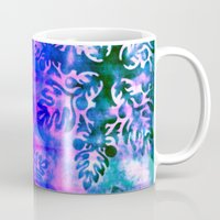 hawaiian Mugs featuring Hawaiian Holiday by Vikki Salmela