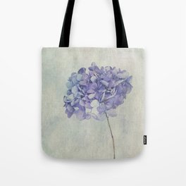 Beautiful Blue Hydrangea Tote Bag