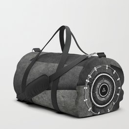 Abstract Circle Of Zelda Duffle Bag