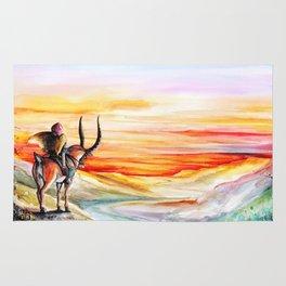 """Sunset"" Rug"