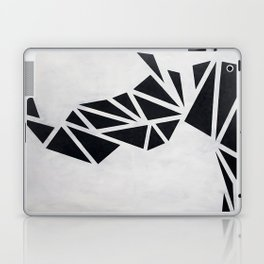 Geo Rhino (oil painting) Laptop & iPad Skin