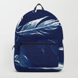 On A Feather Backpack