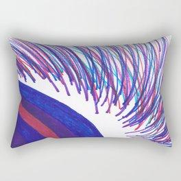 Color frisbee Rectangular Pillow