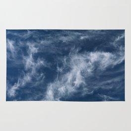 Cirrus Clouds 2 Rug