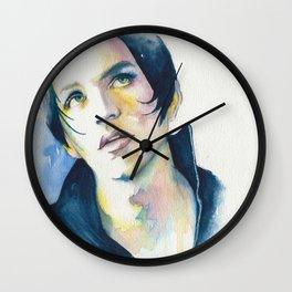 Brian Molko (Nancy boy) Wall Clock