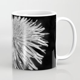 Dandelion Taraxacum blossom flower Coffee Mug