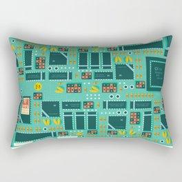 Fat Agnes Rectangular Pillow