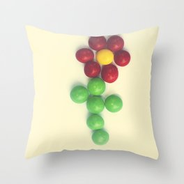 The Sweetest Blossom Throw Pillow