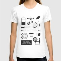 ouat T-shirts featuring OUAT - A Wizard by Redel Bautista