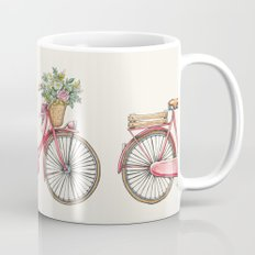 Vintage bicycle Mug