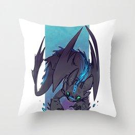 Alfa Toothless Throw Pillow
