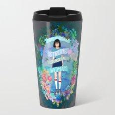 I Am A Smart, Strong, Sensual Woman - Tina Travel Mug