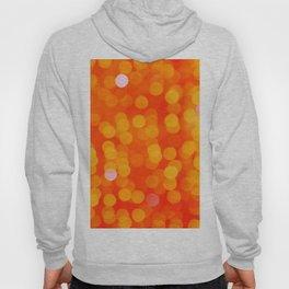 Orange Disco Fever Hoody