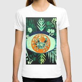Third Eye Zodiac, Cancer T-shirt