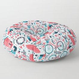 Midsommer  Floor Pillow