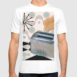 Fifties Kitchen Toaster T-shirt
