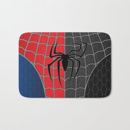 Spider-Man Red/Black Bath Mat