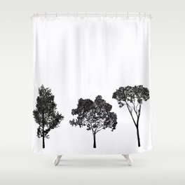 Magic Trees Shower Curtain