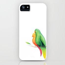 #18 – Pappagalli iPhone Case