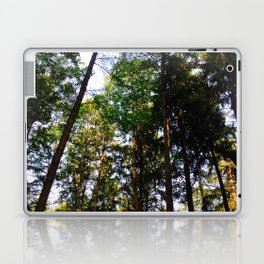 Closer To The Sky Photography Laptop & iPad Skin