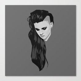 PVRIS - Lynn Gunn Canvas Print