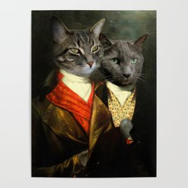 Les Aristochats Poster