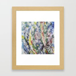 Abstract 99 Framed Art Print