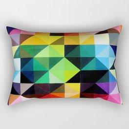 Vivid Order Rectangular Pillow