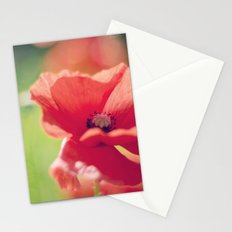 Poppy breeze Stationery Cards