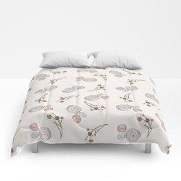 Tree Rings 2 Comforters