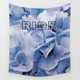 Ride - Smile Wall Tapestry
