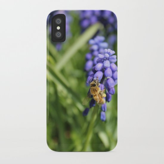Sweet Hyacinth iPhone Case