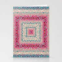 square Stationery Cards featuring Square by Truly Juel