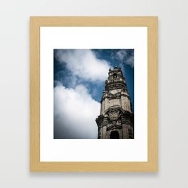 Church 1 Framed Art Print