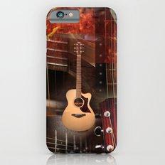 The Acoustic Guitar  Slim Case iPhone 6s