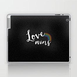 Loves wins Laptop & iPad Skin