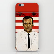A Dishonest Man iPhone & iPod Skin