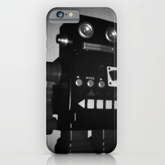 Toy Robot iPhone & iPod Case
